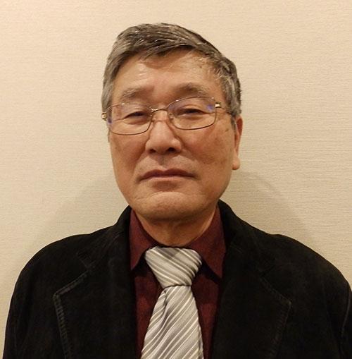 2021~2022年度会長 菊田 邦彦